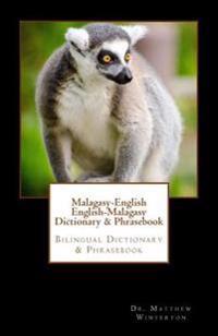Malagasy-english English-malagasy Dictionary & Phrasebook