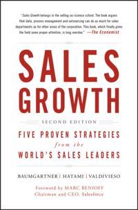 Sales Growth - McKinsey & Company Inc , Thomas Baumgartner