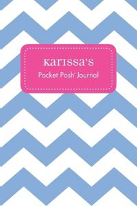Karissa's Pocket Posh Journal, Chevron