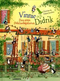 Vinnie och Didrik : den stora födelsedagsfesten