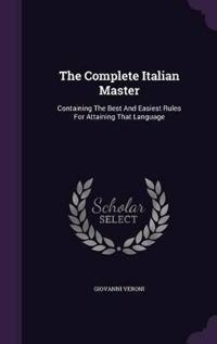 The Complete Italian Master