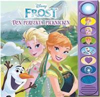 Disney Frost. Den perfekta picknicken (Bok med 8 ljudknappar)