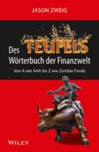 Des Teufels W rterbuch der Finanzwelt