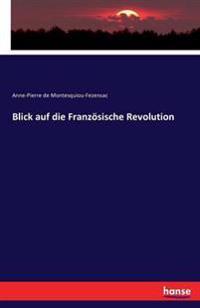 Blick Auf Die Franzosische Revolution