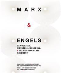 Marx & Engels: On Colonies, Industrial Monopoly, and the Working Class Movement