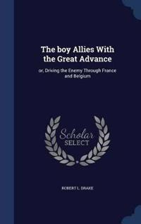 The Boy Allies with the Great Advance