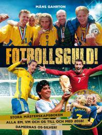 Fotbollsguld : stora mästerskapsboken
