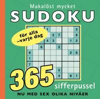 Makalöst mycket sudoku : för alla - varje dag