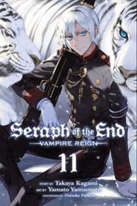 Seraph of the End Vampire Reign 11