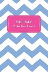 Melisa's Pocket Posh Journal, Chevron