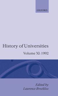 History of Universities 1992