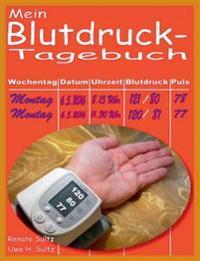 Mein Blutdruck-Tagebuch
