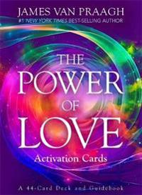 The Power of Love Activation Cards: A 44-Card Deck and Guidebook