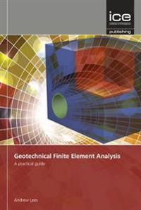 Finite element design of geotechnical st