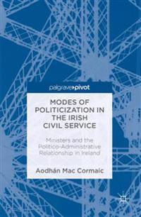 Modes of Politicization in the Irish Civil Service