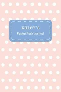 Kaley's Pocket Posh Journal, Polka Dot