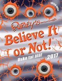 Ripleyn Usko tai älä! 2017