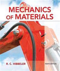 Mechanics of Materials Plus Mastering Engineering with Pearson Etext -- Access Card Package