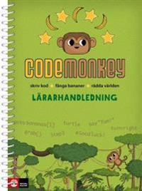 CodeMonkey Lärarhandledning