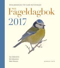 Fågeldagbok 2017 : årsalmanacka för egna noteringar