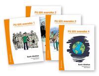 På lätt svenska paket om 4 böcker