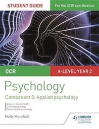 Psychology Student Guide 3 Ocr, Applied Psychology