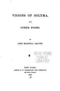 Visions of Solyma, and Other Poems