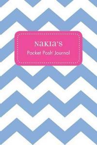 Nakia's Pocket Posh Journal, Chevron