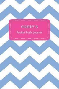 Susie's Pocket Posh Journal, Chevron