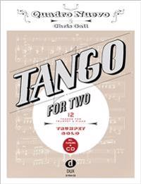 Tango for Two. 12 Tangos for Trumpet Solo