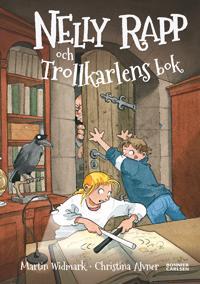 Nelly Rapp och trollkarlens bok