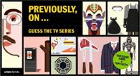 Previously, On...: Guess the TV Series