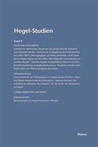 Hegel-Studien / Hegel-Studien Band 4 (1967)