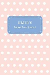 Kiara's Pocket Posh Journal, Polka Dot