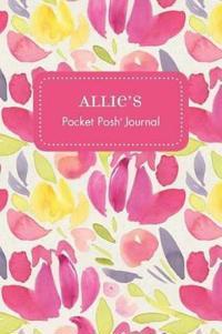 Allie's Pocket Posh Journal, Tulip