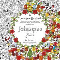 Johannas jul. En feststemt fargeleggingsbok - Johanna Basford pdf epub