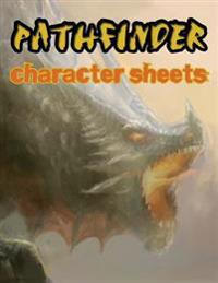 Character Sheets Pathfinder: 100 Pages