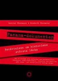 Panama-dokumenten : berättelsen om historiens största läcka