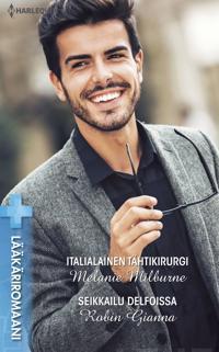 Italialainen tähtikirurgi / Seikkailu Delfoissa