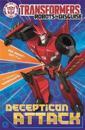 Transformers: decepticon attack - book 2