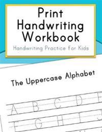 Print Handwriting Workbook
