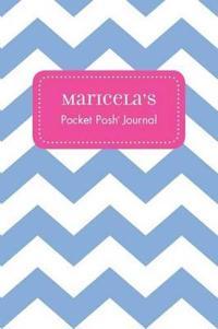 Maricela's Pocket Posh Journal, Chevron