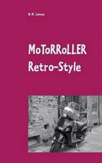 Motorroller Retro-Style