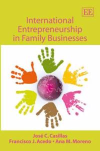 International Entrepreneurship in Family Businesses