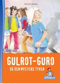 Gulrot-Guro og den mystiske tyven
