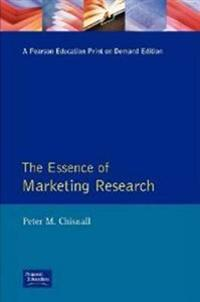 Essence of Marketing Research
