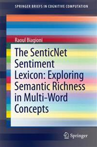 The Senticnet Sentiment Lexicon