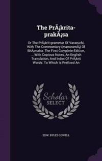 The Pra Krita-Praka Sa
