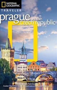 National Geographic Traveler Prague and the Czech Republic