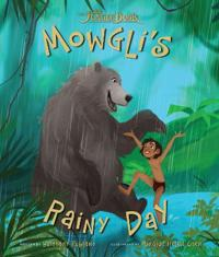 Disney the Jungle Book Mowgli's Rainy Day